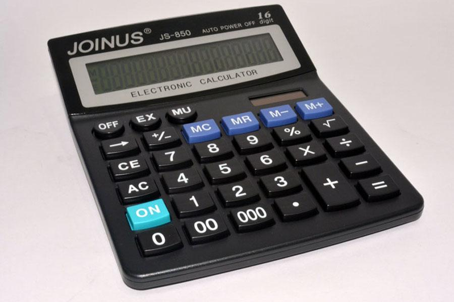 Calculadora Joinus JS-850