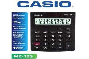 Calculadora Casio Mz-12s