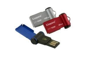 Memoria Usb Kingston Dt 108