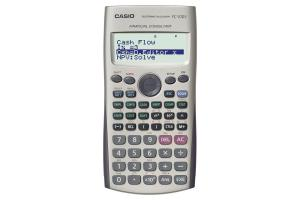 Calculadora Financiera Casio FC-100